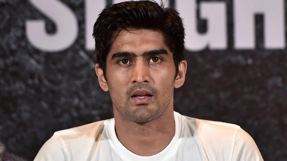 Indian professional boxer Vijender Singh will next take on Zulpikar Maimaitiali.