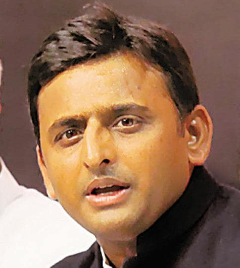 In a press statement, Akhilesh said the BJP was back to promoting its votebank, communal and castiest agenda.