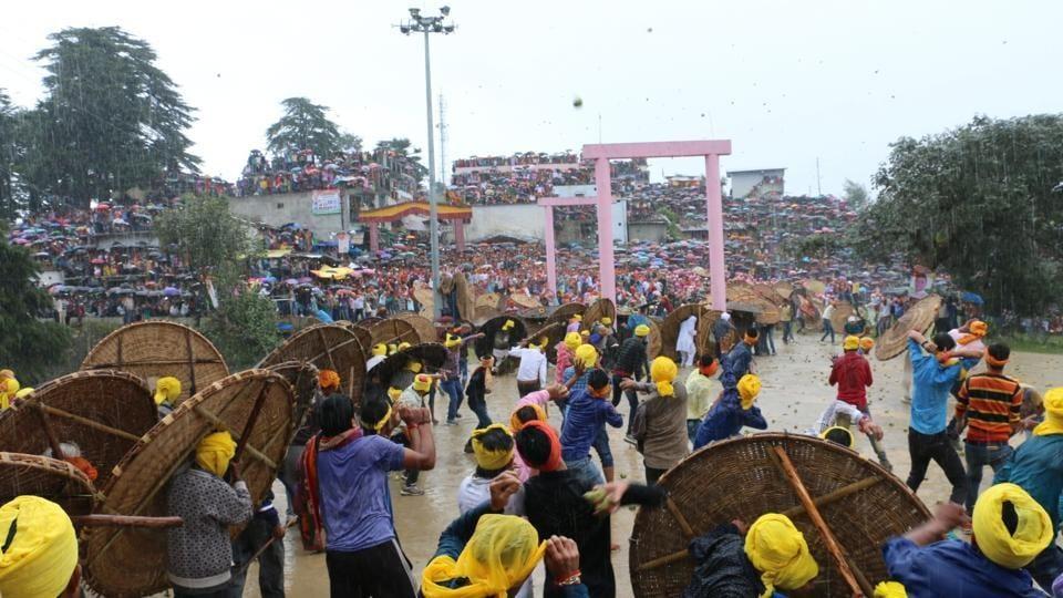 Bagwal being held in Champawat.