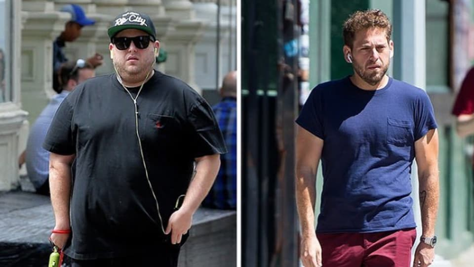 Jonah Hill was spotted in New York City, having shed a huge amount of weight.