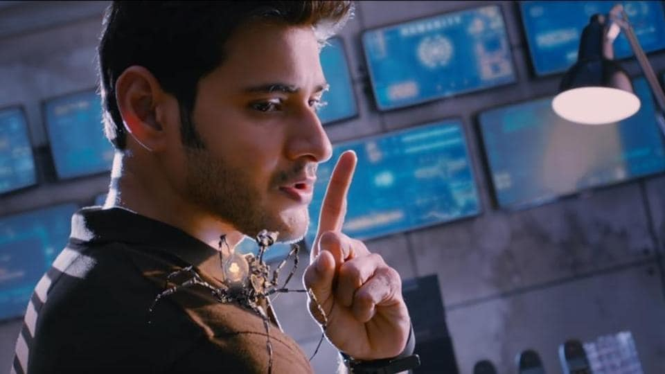 Spyder, directed by AR Murugadoss, will hit the screens on September 27.