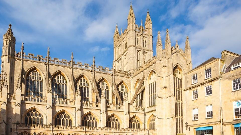 Bath England,Jane Austen's Bath,City of Spas