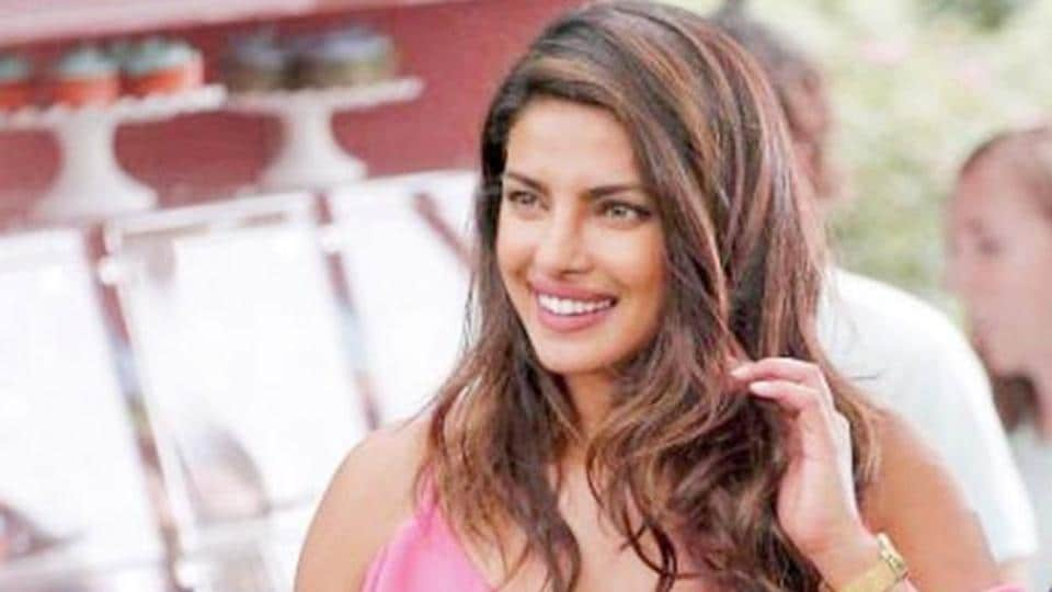 After Baywatch and A Kid Called Jake, Isn't It Romantic is Priyanka Chopra's third Hollywood film.