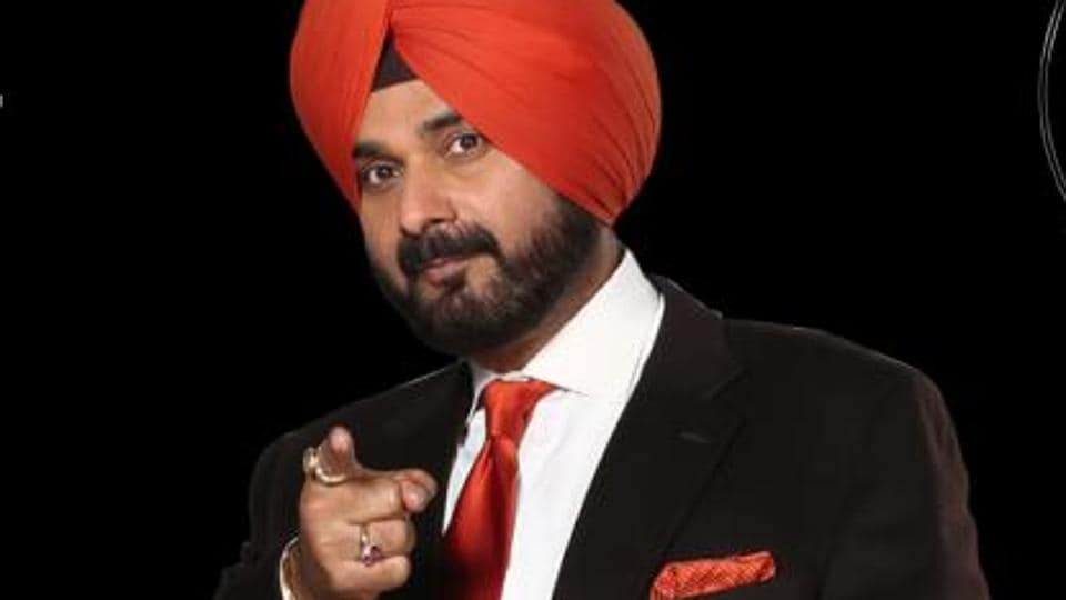 Sidhu in the ad
