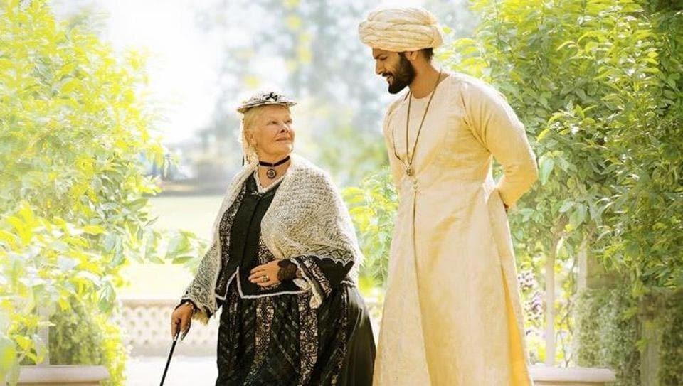 Judi Dench and Ali Fazal play lead roles in Victoria and Abdul.
