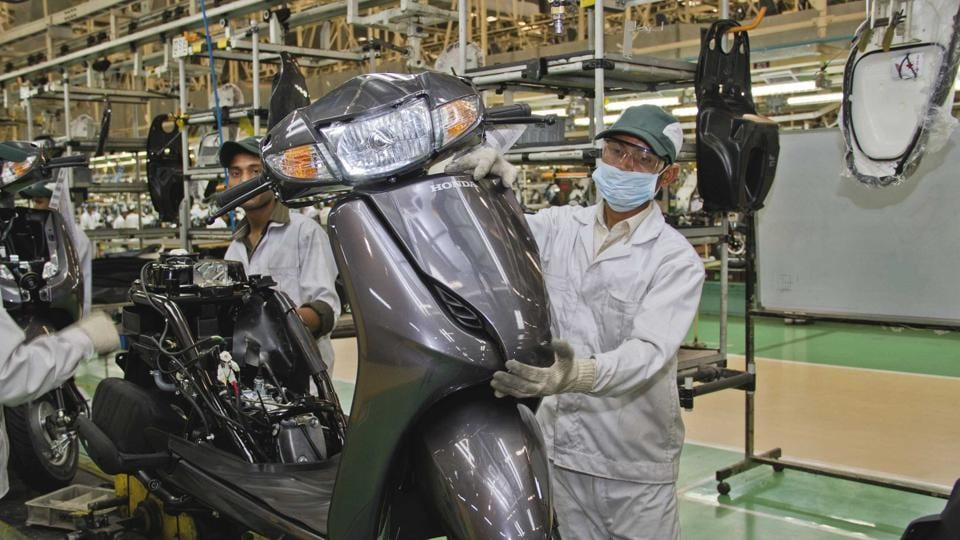 Narsapura plant near here of Honda Motorcycle & Scooter India (HMSI) has also become Honda's single biggest manufacturing plant with an overall capacity of 24 lakh units annually.