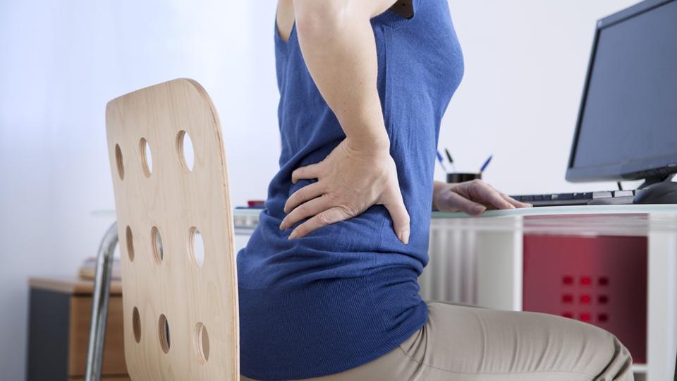 Lower back pain,Muscle fatigue,Smart underwear