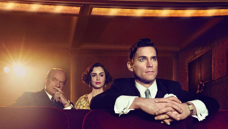 Matt Bomer will transport you to the Golden Age of Hollywood.