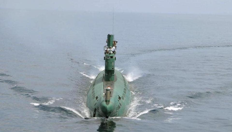 US,North Korea,North Korea submarine