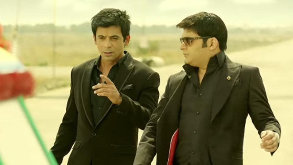Comedians Sunil Grover and Kapil Sharma have worked together in TV shows Comedy Nights with Kapil and later on The Kapil Sharma Show.