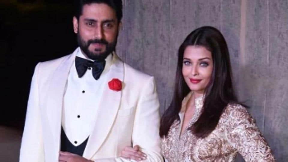 Abhishek Bachchan and Aishwarya Rai have worked together in Guru and Raavan.