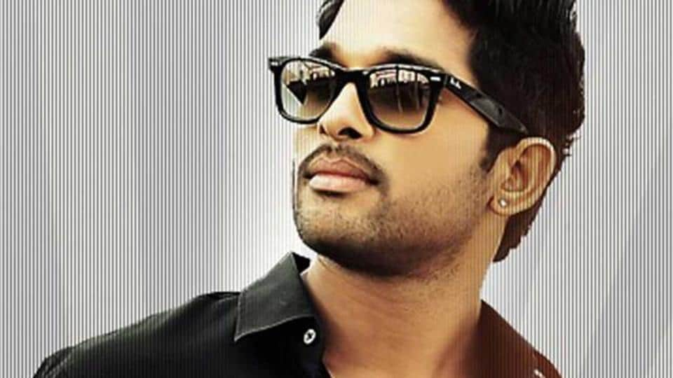 Allu arjuns naa peru surya goes on floors he plays a military allu arjun will undergo special physical makeover for the film he will not sport a thecheapjerseys Image collections