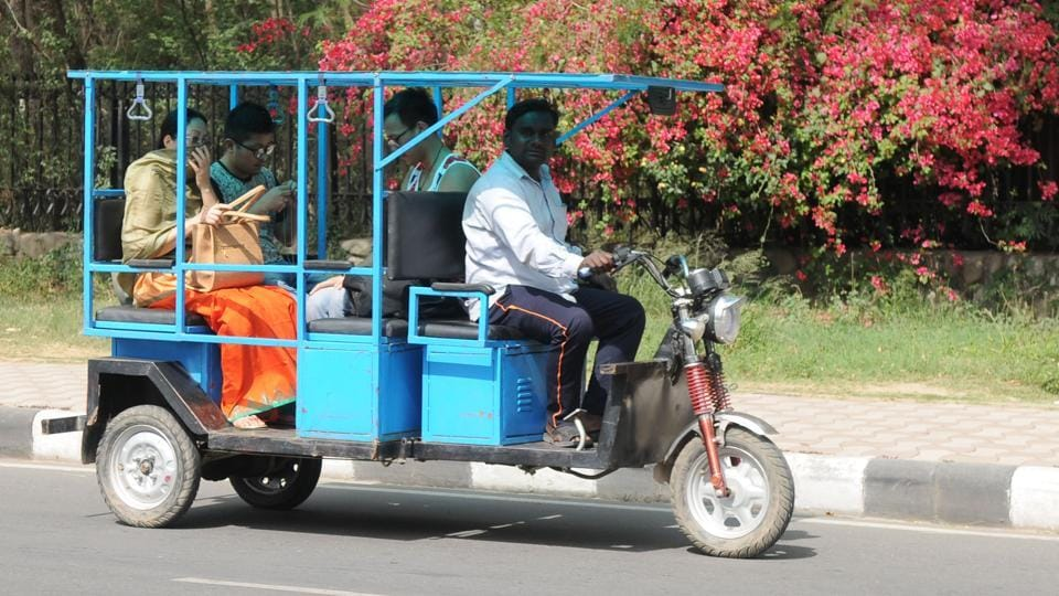 An official said the fare, which is still to be decided, will be lesser than that being charged by auto-rickshaws.