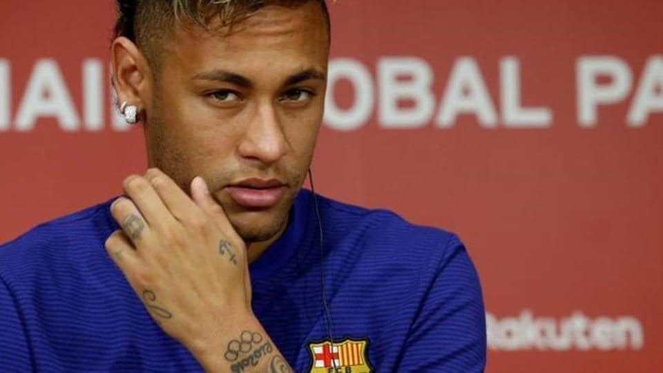 Neymar,FC Barcelona,Paris Saint-Germain F.C.
