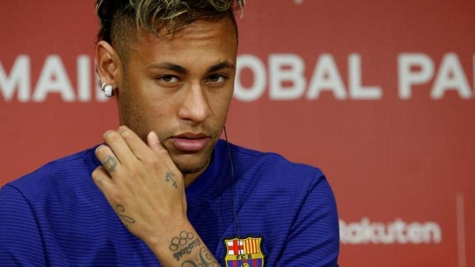 F.C. Barcelona have confirmed that Neymar wishes to leave the club.