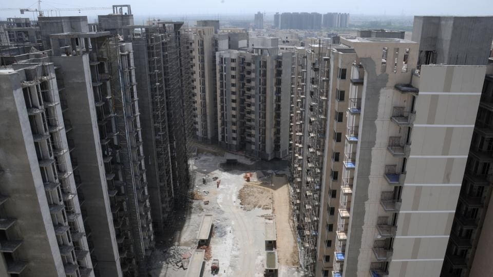 The Central Public Works Department (CPWD) has informed that 2,297 buildings have been identified as unsafe residential buildings in Delhi.