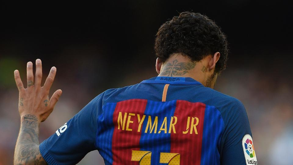 Neymar has been heavily linked with a world record transfer from FC Barcelona to Paris Saint-Germain (PSG).
