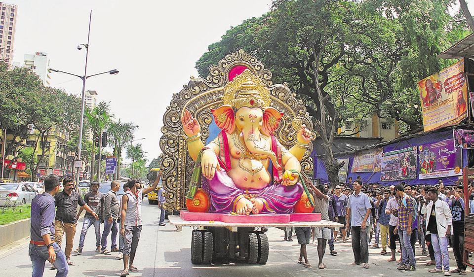 Mumbai,Ganesh mandals,ganeshotsav