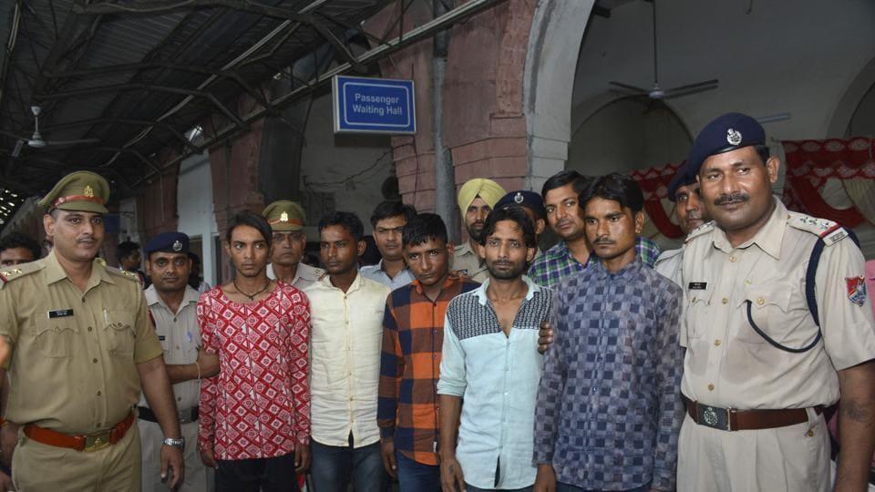 Ghaziabad,robbery,heist