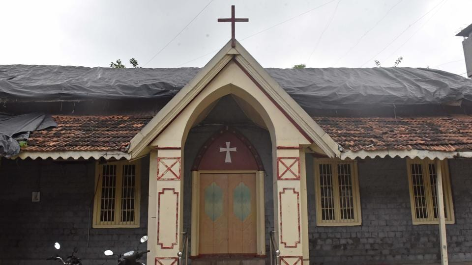 Brother Deshpande Memorial Church in Rasta Peth has been designated as a heritage site.