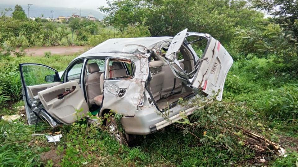 A total of 4,634 accidents had taken place on the expressway between 2010 and 2016 in which 1,323 people had lost their lives.