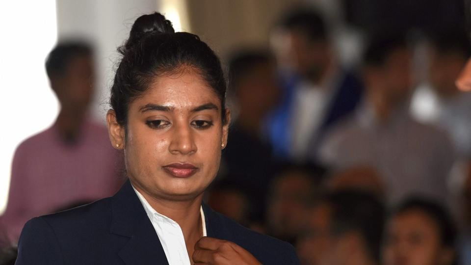 Mithali Raj,India women's national cricket team,Board of Control for Cricket in India