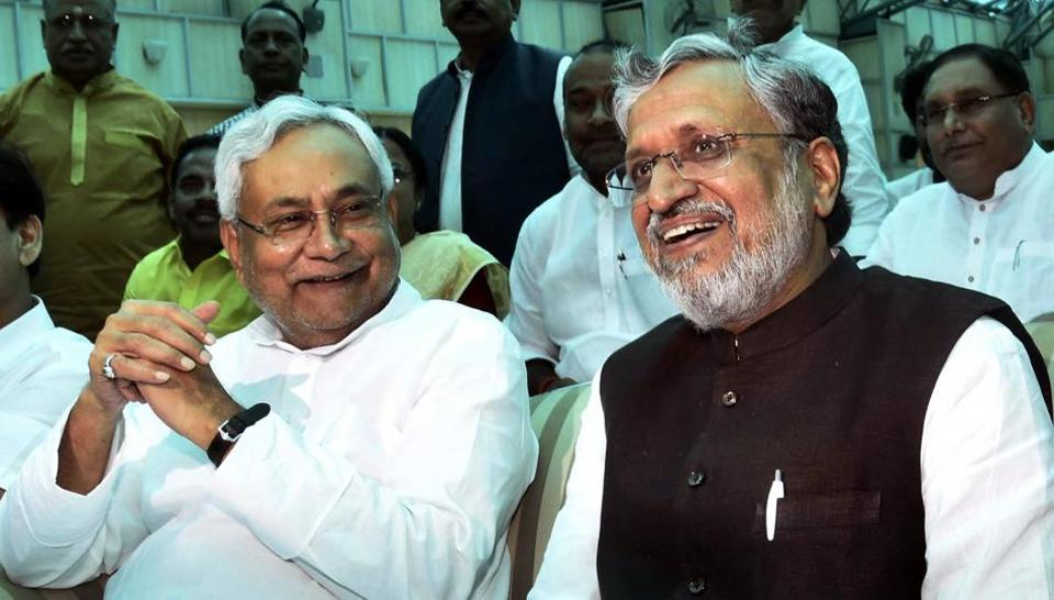 Bihar chief minister Nitish Kumar's JD(U)-led NDA government has 22 tainted ministers.