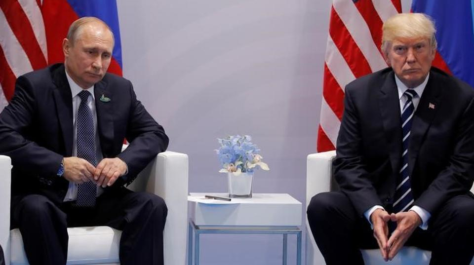 Russia US relations,Russia China relations,Donald Trump