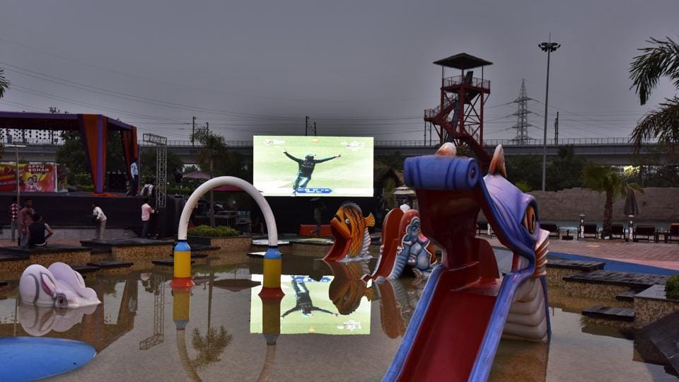 The tribunal had issued an order to the state government, the Haryana Urban Development Authority (Huda) and to the amusement park on Thursday while hearing a petition that alleged over extraction of groundwater by the park.