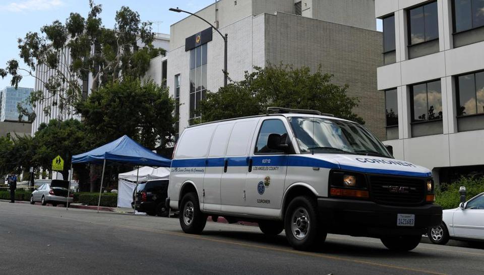 Chinese Consulate,LA,Los Angeles
