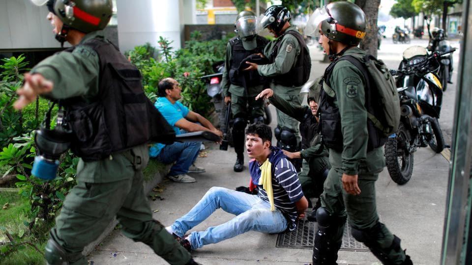 Venezuela,Nicolas Maduro,Venezuela opposition leaders