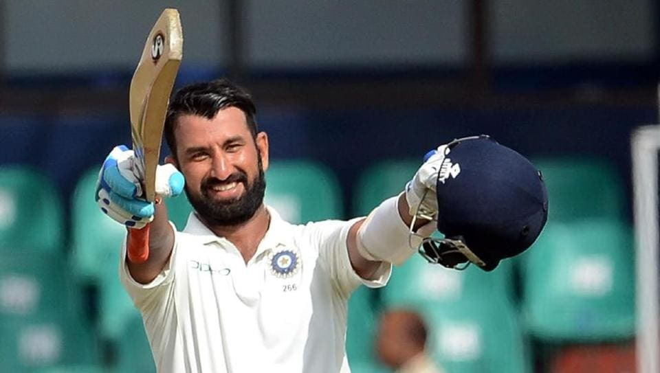 Cheteshwar Pujara was unbeaten on 128 at stumps on Day 1 of the 2nd cricket Test between India and Sri Lanka at Colombo. Watch match video highlights of India vs Sri Lanka, 2nd Test, Day 1, here.