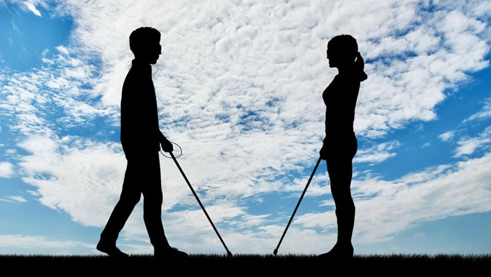 The world's blind will increase threefold from about 36 million today to 115 million in 2050.