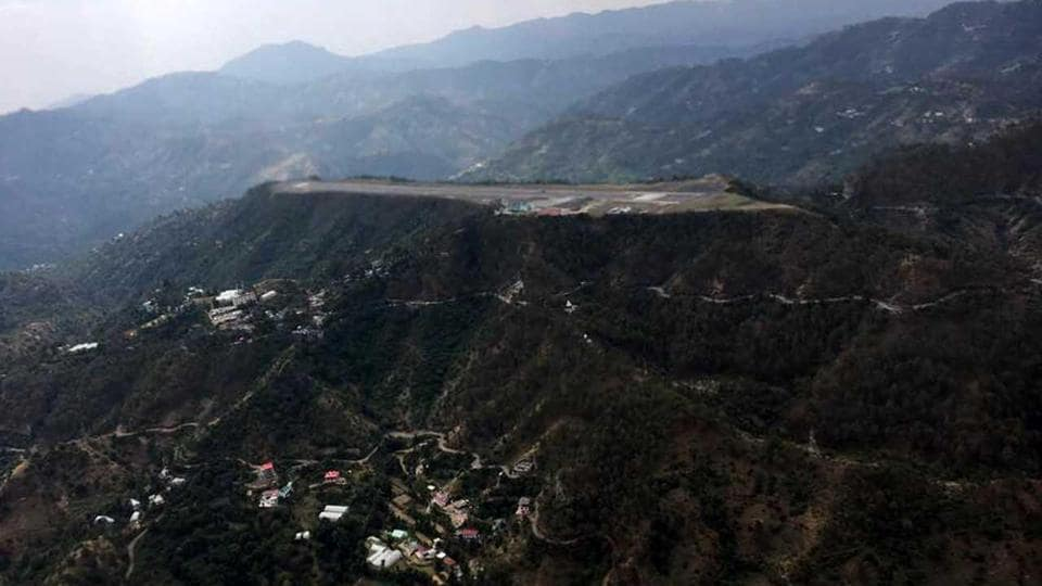 The airline has cancelled three flights in four days to the Shimla from Delhi keeping in mind the safety of passengers at the hill city's table-top runway with surrounding gorges.