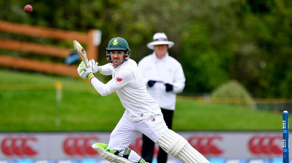 Dean Elgar's century in the third Test went in vain as England beat South Africa by 239 runs to go 2-1 up in the three-match series.