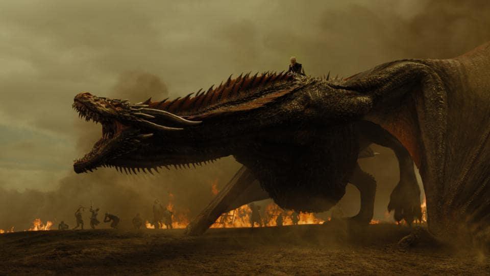 Resultado de imagem para game of thrones season 7 spoils of war dragon