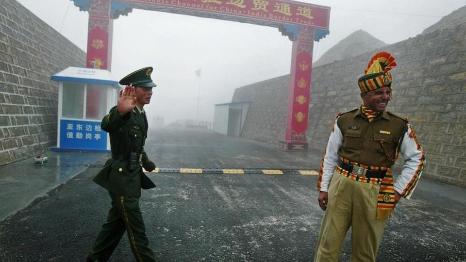 India rejected China's claim that the number of troops engaged in the Doklam standoff had fallen.