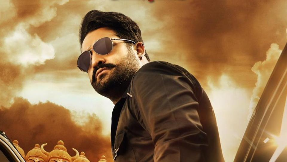 First look of Jai Lava Kusa, starring Jr NTR, was released on May 19.