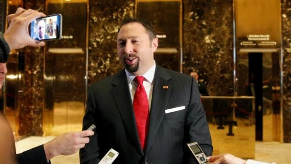 Donald Trump,White House,Jason Miller