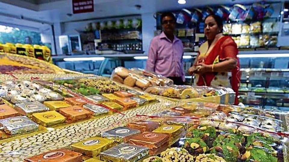 Halwai Association of Punjab,GST,GST on sweets