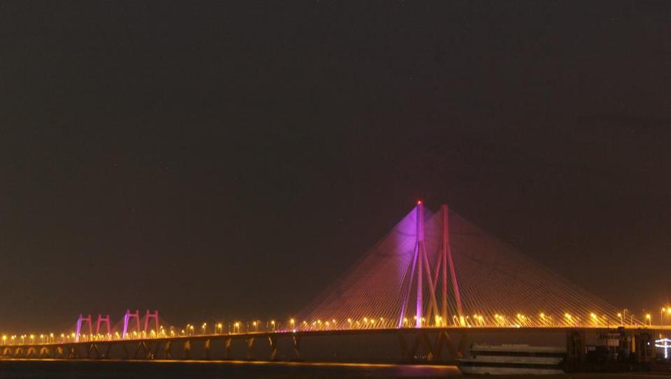 The road, an extension to the existing 5.6-km Bandra-Worli Sea Link (BWSL)