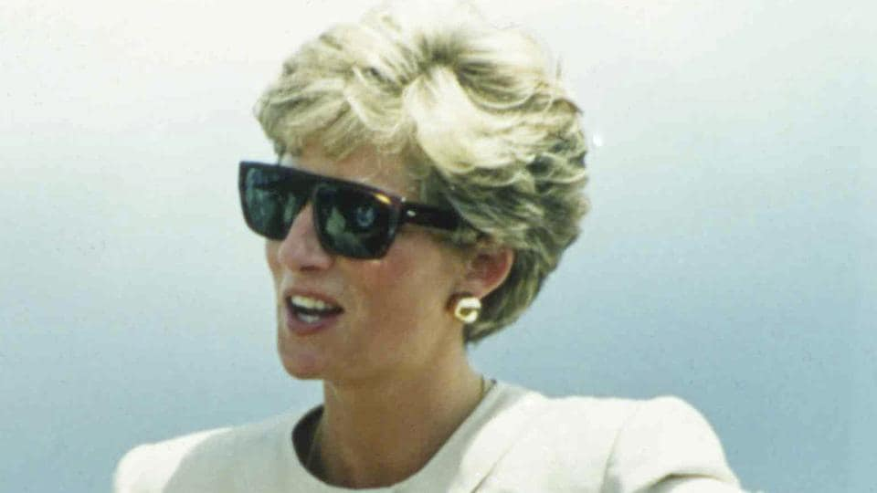 In this April 23, 1991 file photo, Britain's Princess Diana is seen in Carajas, Brazil.