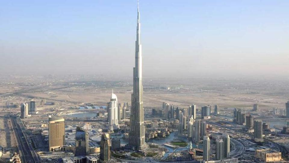 A view of the Burj Khalifa in Dubai. The Indian Consulate in Dubai had issued the advisory.