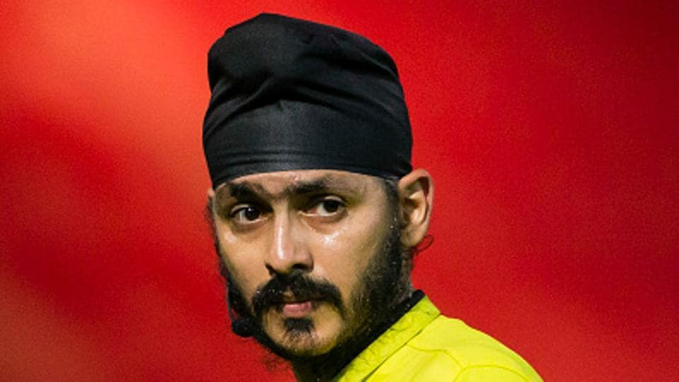 Sukhbir Singh was last year's S-League Referee of the Year.