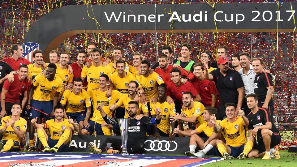 Audi Cup,Atletico Madrid,Liverpool FC