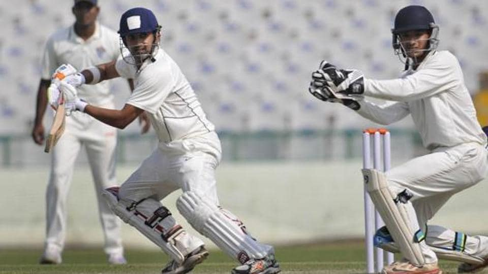 Ranji Trophy is the premier domestic cricket competition in India.
