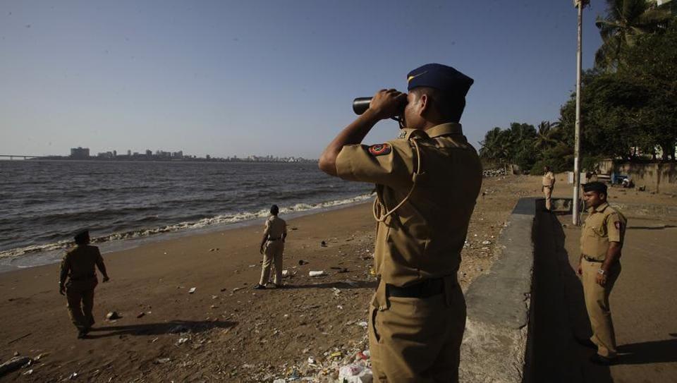 Indian coastline,Indian Ocean,Coastal police