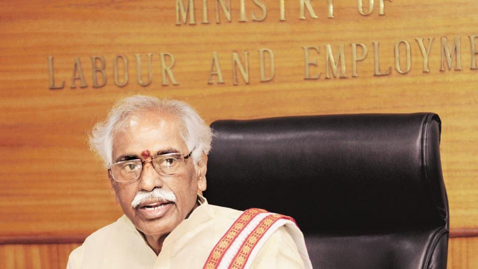 The Central Advisory Board under the Minimum Wages Act held a meeting chaired by Labour minister Bandaru Dattatreya in New Delhi on August 3.