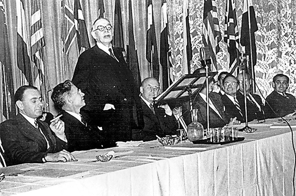 World Bank,1944 Bretton Woods Conference,India