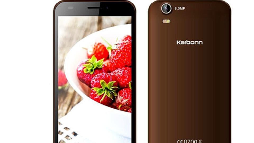 Karbonn,Smartphone,Aura Note Play